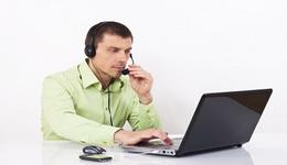 lucrezi de acasa call center