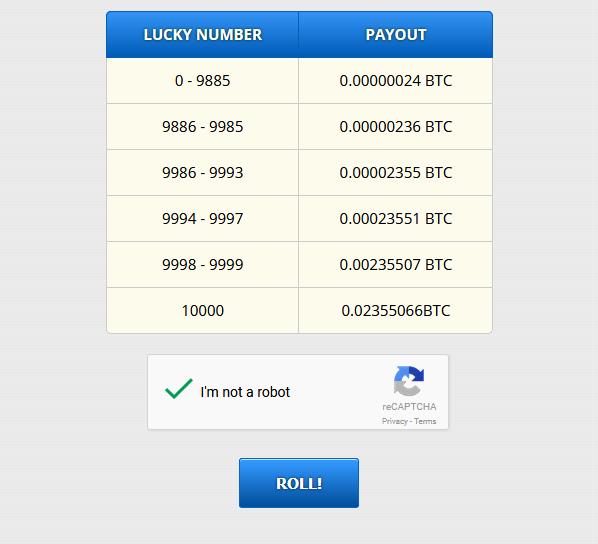 bitcoin captcha de lucru